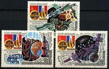 Russia 1982 SG#5244-6 Space Flight Gomma integra, non linguellato #D64522