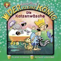DER KLEINE KÖNIG - 39: DIE KATZENWÄSCHE   CD NEU