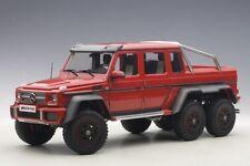 Autoart 76304 - 1/18 Mercedes-Benz G63 Amg 6X6 (2013) - Red - Neu