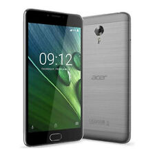 "Acer Liquid Z6 Plus anthrazit 5,5"" Display 32GB 13MP Android 6.0 WLAN LTE Cat. 4"