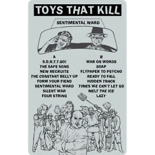 TOYS THAT KILL - SENTIMENTAL WARD, CASS., FREE DOWNLOAD, F.Y.P, TODD CONGELLIERE