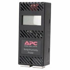 Apc Temperature & Humidity Sensor With Displayblack (ap9520th)