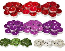 Scented Tea Lights Candles T Lights Small Candles 14pcs