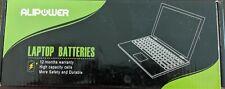 Brand New: Alipower LAPTOP BATTERIES B07DG3FW12 for Toshiba Sattelite laptops