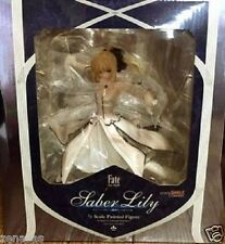 Used Good Smile Company Saber Lily Golden Caliburn 1:7 PVC Painted
