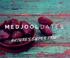 Palestinian medjoul/medjool dates Premium Jumbo Taille Grade A-khajoor 5 kg