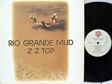 ZZ TOP - Rio Grande Mud LP (RARE 2nd US Pressing on WARNER BROS.)