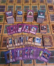 Yugioh 1000+ Cards. HUGE LOT! FREE SHIPPING! RARES, HOLOS, & MORE!!!