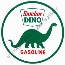 "Sinclair Dino 12"" Vinyl Decal (DC121)"