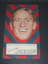 1953 ARGUS PORTRAITS BOB MCKENZIE MELBOURNE NO.57