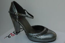 Jane Shilton Kelby Chaussures Femme 40 Sandales Pulse Salomés Escarpins UK7 Neuf