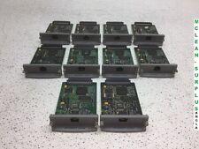 Lot of 10 HP JetDirect 600N Print Server Card J3113A Working Pulls