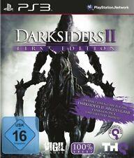 Ps3/Sony PlayStation 3 juego-Darksiders II #first Edition de/en con embalaje original