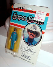 VINTAGE Ertl Super Stars Richard Petty Die Cast Figure - MOC