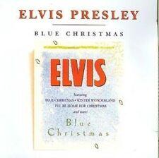 Blue Christmas 0755174847929 by Elvis Presley CD