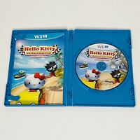 Hello Kitty Kruisers W/ Sanrio Friends Nintendo Wii U Console Game Complete