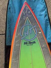 Ht, Hi-Tech Sailboard, Sails, Rigging, Carry Bags