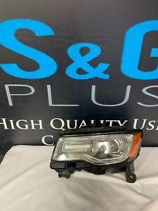 2014-2015 Jeep Grand Cherokee LEFT DRIVER LH Xenon HID Headlight AFS