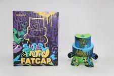 """Kidrobot- Super Fattie FATCAP Vinyl toy 6"""""""