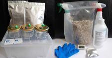 PF-Tek / BRF-Tek Mushroom Growing Kit for Beginners/Hobbyists