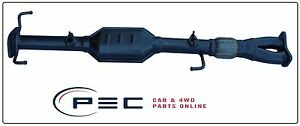 STANDARD REPLACEMENT CATALYTIC CONVERTER SUIT  TOYOTA TARAGO May 1994 - May 2000