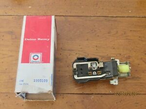 1957 - 1961  International Harvester trucks HEAD LITE SWITCH DELCO 1995109 IHC