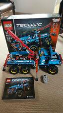 """Lego Technic 42070 6x6 All Terrain Tow Truck absolut """"neuwertig"""""""