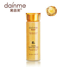 Brand 24K Gold Snail Essence Toner 120ml Moisturizing Brightening Whitening