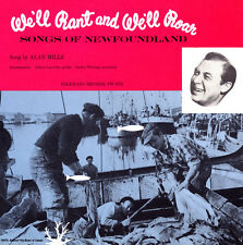 Alan Mills - We'll Rant and We'll Roar: Songs of Newfoundland [New CD]