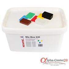 540 Kunststoff Unterlegplatten 60x40x1-20 in Box Abstandshalter Montageklötze