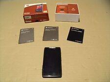 Motorola  RAZR - 8GB - Schwarz (Ohne Simlock) Smartphone, OVP, DEFEKT
