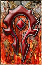 """World of Warcraft """"The Horde"""" Gamer Art 11 x 17 High Quality Poster"""