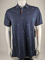 The Nike Polo Navy Blue DriFit Golf Polo Shirt Men's Size Medium NWT