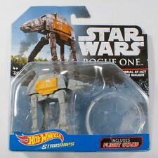 HW0037 Hot Wheels Star Wars Rogue One - Imperial AT-ACT Cargo Walker DXD97