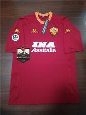 Maglia Totti AS Roma Scudetto 2000-2001 Batistuta De Rossi Calcio Vintage Perott