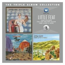 LITTLE FEAT - TRIPLE ALBUM COLLECTION NEW CD