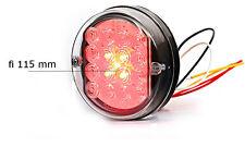 LED Heckleuchte Positions Brems Blinker Mehrfachleuchte 3 in 1 12/24V Nr 214