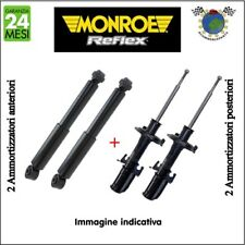 Kit ammortizzatori ant+post Monroe REFLEX AUDI A6 SKODA SUPERB VW PASSAT (3B6)