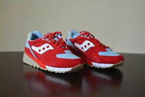 New DS 2012 PYS x Saucony Shadow 6000 Blue Apple Bait Pick Your Shoes size 9 US