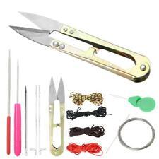 13pcs/Set Jewelry Making Beading Wire Wrapping Pliers Craft Scissor Jewelry Tool
