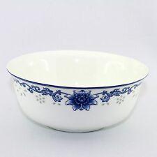 Reisschüssel / Suppenschüssel Reiskornmuster Müslischüssel asiatisches Geschirr