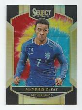 2016-17 Panini Select Soccer Memphis Depay Terrace Tie-Dye Prizm 30/30 HOLLAND