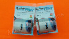 Sprite High Output Shower Filter Replacement Cartridges Model HOC ~Twin Pack~USA