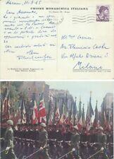 Autografo Lucifero Falcone 1965 politico