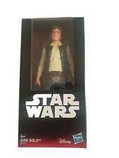"Star Wars Figure Han Solo A New Hope 6"" Hasbro Figure, 4+  Free UK P+P"