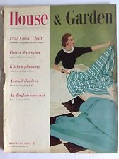 March House & Garden Architecture Magazines