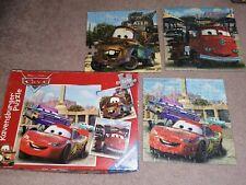 Ravensburger Disney Pixar Cars 3 - 3x 49 Piece Jigsaw Puzzles