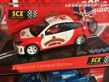 "SCALEXTRIC 60920 FORD FOCUS "" LONDON TOYS FAIR ""ENVIO GRATIS!!!!"