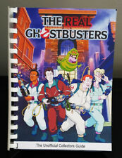 100% Unofficial Kenner The Real Ghostbusters Collectors Guide Book