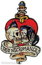 True Necromance PATCH Embroidered Iron-On Vince Ray VRP16